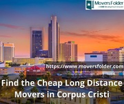 Find the Cheap Long Distance Movers in Corpus Christi